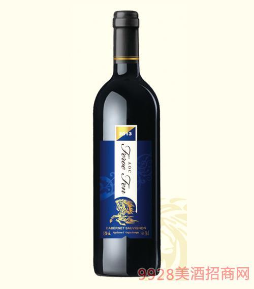 法罗芬干红葡萄酒AOC13度750ml