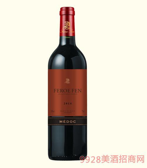 法罗芬干红葡萄酒2014