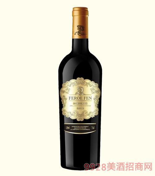 法罗芬干红葡萄酒2012