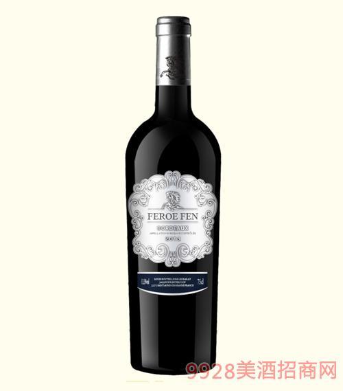 法罗芬干红葡萄酒蓝标13.5度750ml