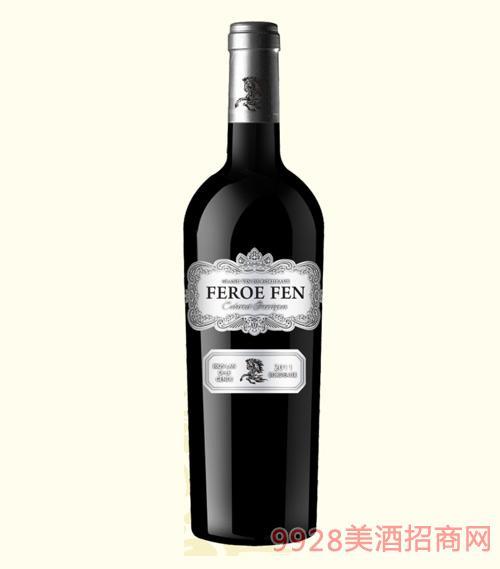 法罗芬干红葡萄酒白标13.5度750ml