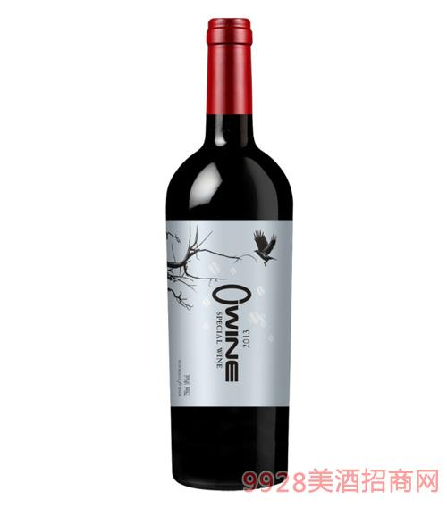 澳�S��喜�o干�t葡萄酒14度750ml