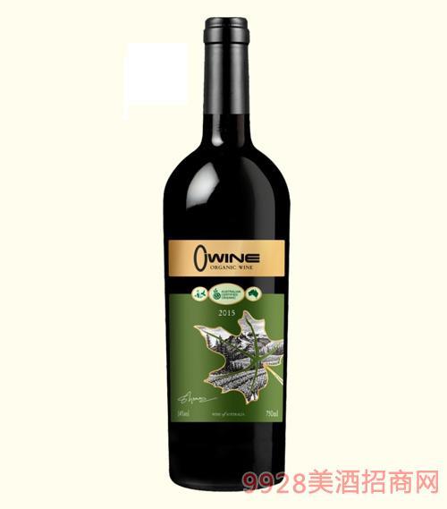 奥威尔娜妃有机葡萄酒14度750ml