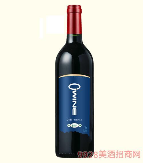 奥威尔玛克有机干红葡萄酒13.5度750ml