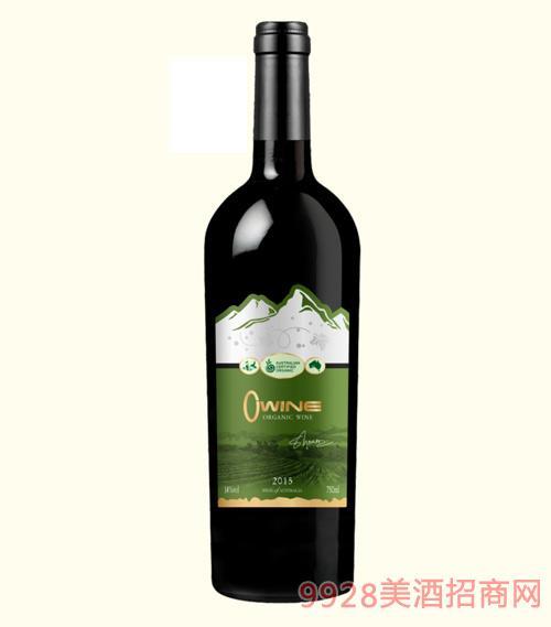 奥威尔希普有机葡萄酒14度750ml