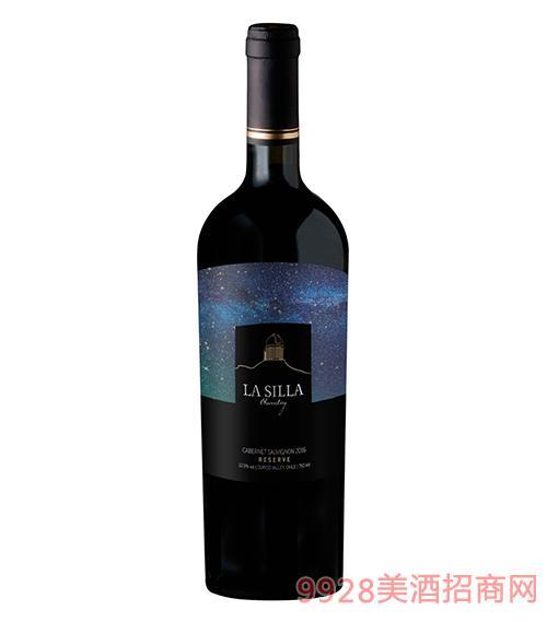 乐希LA-LILLA赤霞珠干红葡萄酒750ml