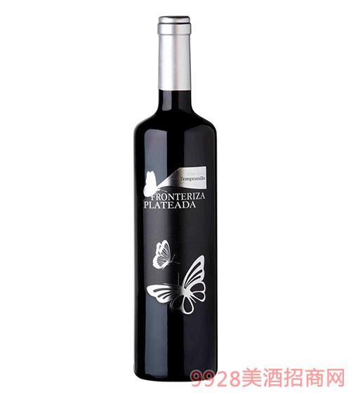 银砖蝴蝶干红葡萄酒750ml