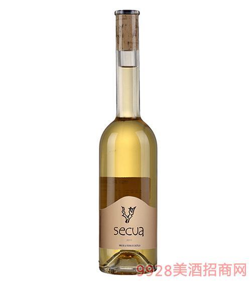 雪库瓦甜白葡萄酒