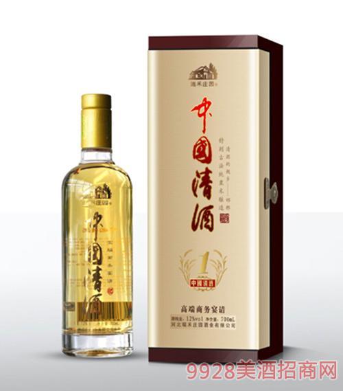中国清酒12度700ml