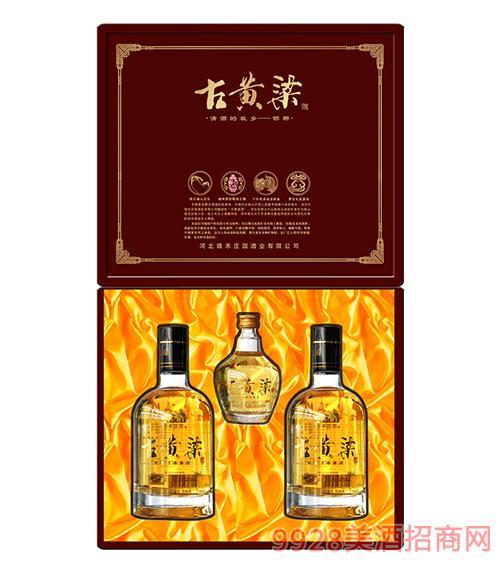古黄粱酒500ml双支