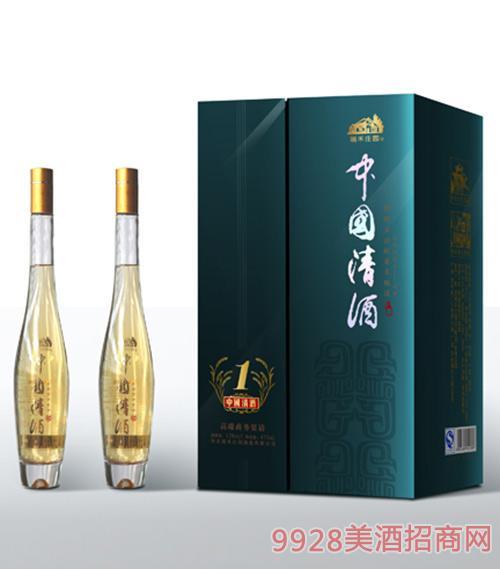中国清酒375ml双支
