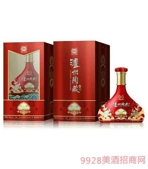 四川泸州陶藏酒悦坛38度 52度500ml