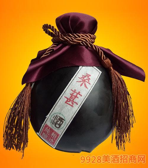 黄氏桑葚酒(豌豆瓶)