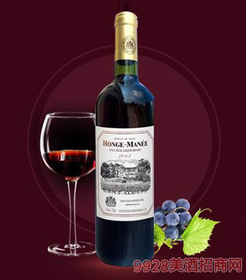 红格蔓尼经典干红葡萄酒750ml