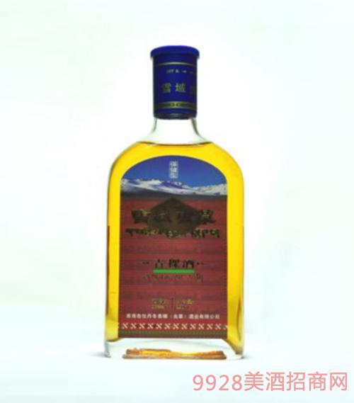雪域虫草酒36度250ml500ml