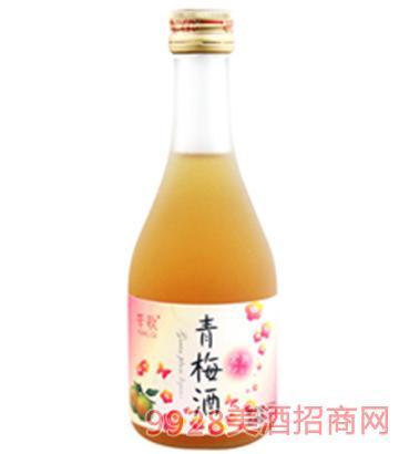 芳歌果酒青梅酒330ml