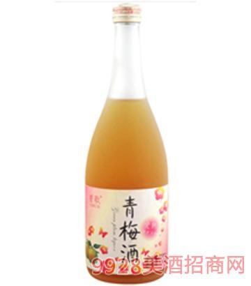 芳歌果酒青梅酒720ml