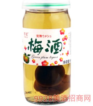芳歌果酒梅酒(含梅子)160ml