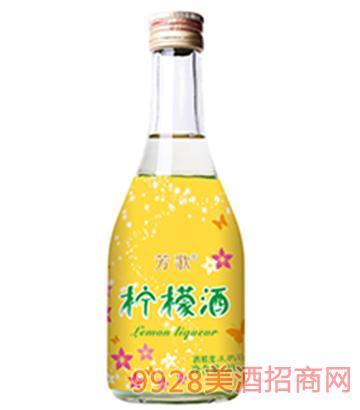 芳歌果酒柠檬酒300ml