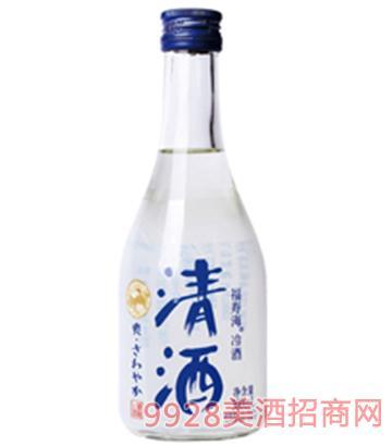 福寿海清酒冷酒300ml