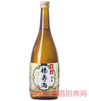 福寿海清酒本酿造720ml