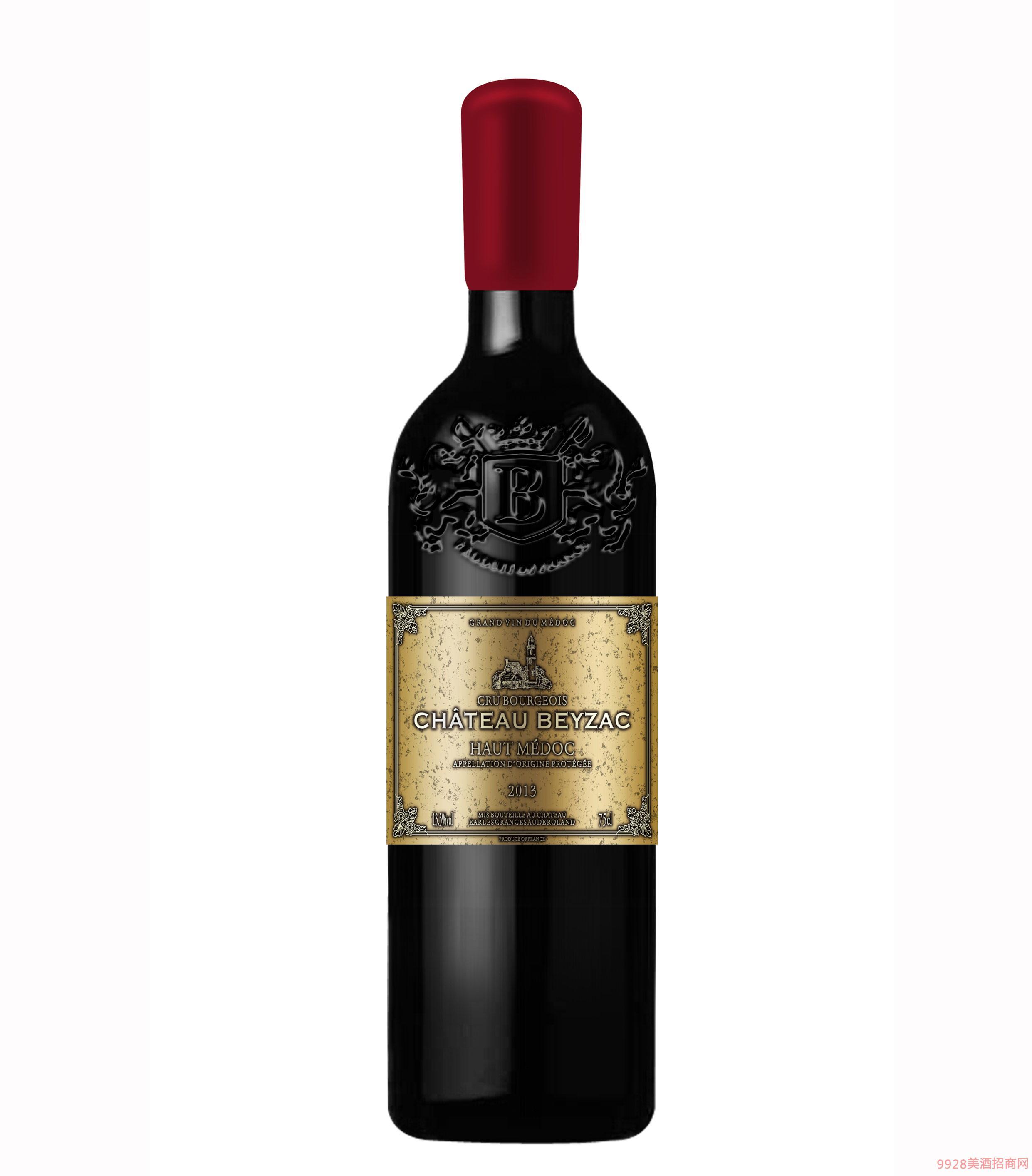JK032柏雅干红葡萄酒