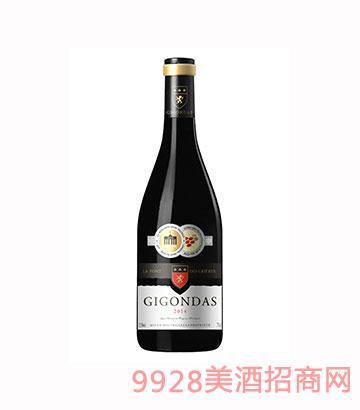 JK033吉恭达斯干红葡萄酒