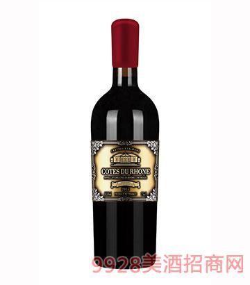 JK034皇 家男爵城堡干�t葡萄酒