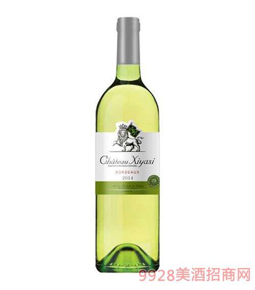 茜娅丝干白葡萄酒750ml