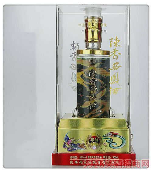 陳香西鳳酒(尊品)52度