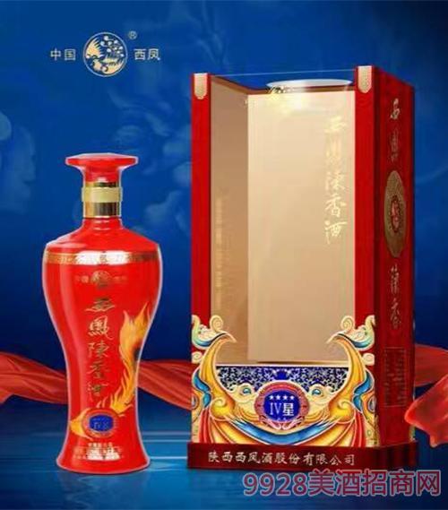 陳香西鳳酒(四星)52度
