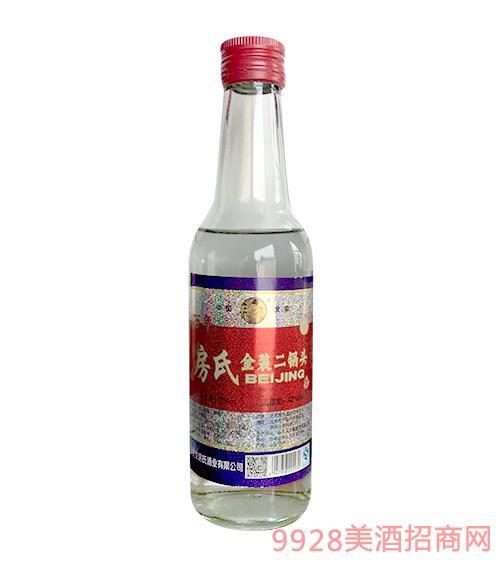 百年房氏金�b二��^酒瓶�b42度250mlx20