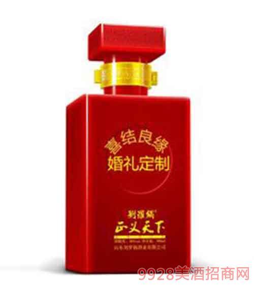 山东正义天下酒定制贰号浓香型36度500ml