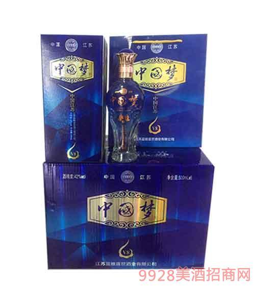 江苏中国梦V8 42度500ml