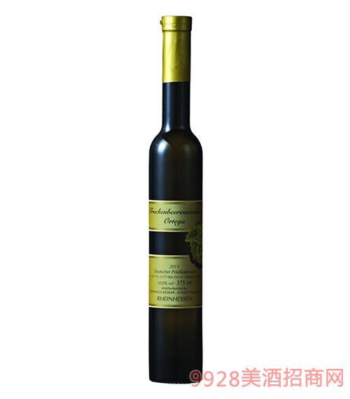 凯莱茵贵腐葡萄酒10度375ml
