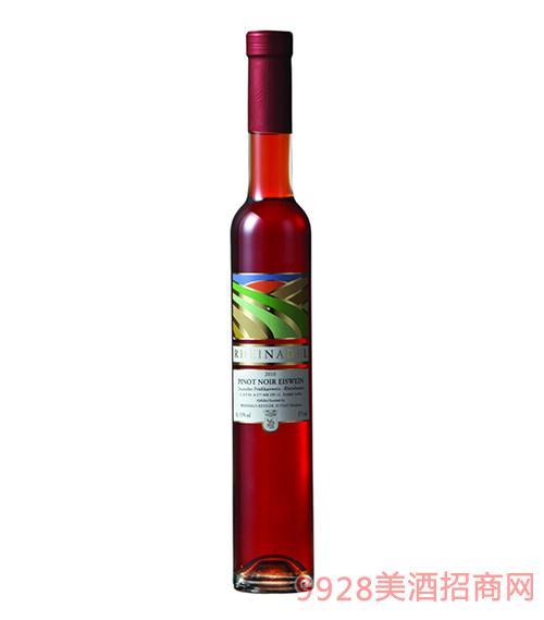 凯莱茵桃红冰葡萄酒9.5度375ml