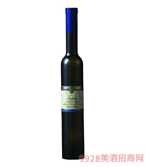 凯莱茵蓝冰白葡萄酒11度375ml