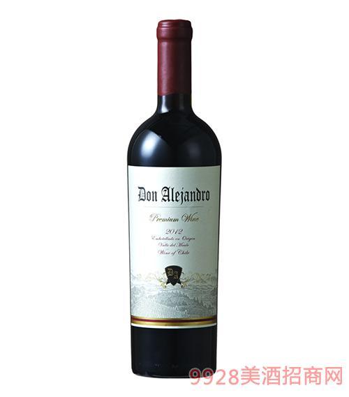 雷瀚德罗优质特酿干红葡萄酒13.5度750ml