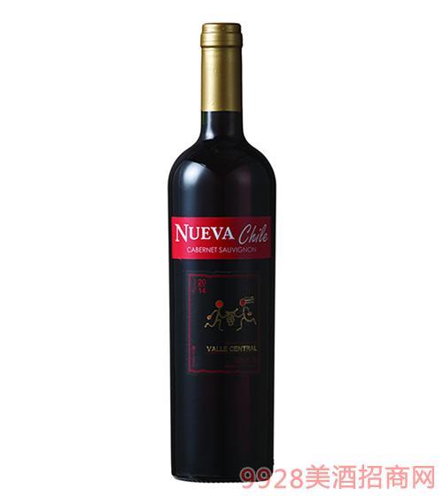智韵赤霞珠干红葡萄酒13度750ml