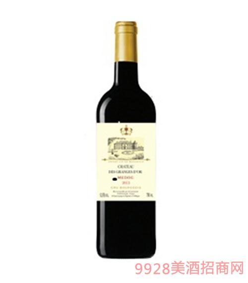 格雅庄园干红葡萄酒12.5度750ml
