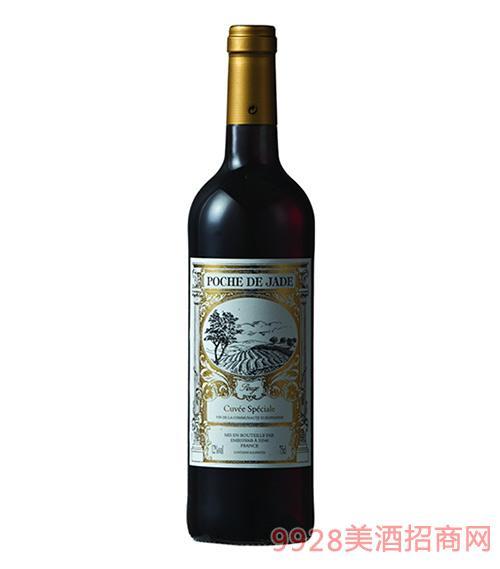 宝世嘉干红葡萄酒12度750ml