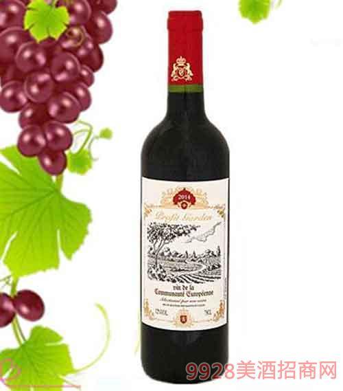 法国波菲酒庄干红葡萄酒12度750ml