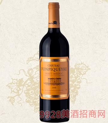 碧翠庄干红葡萄酒13度750ml