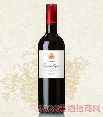 罗颂庄干红葡萄酒12.5度750ml