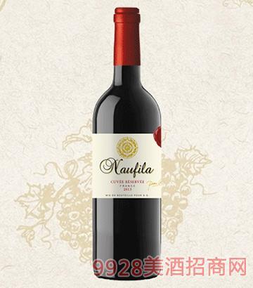 乐菲干红葡萄酒12度750ml