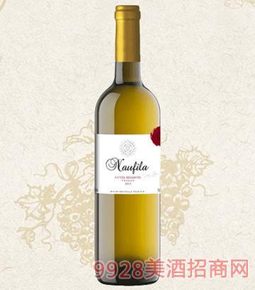 乐菲干白葡萄酒11.5度750ml