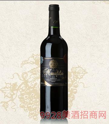 乐菲波尔多黑金干红葡萄酒12.5度750ml