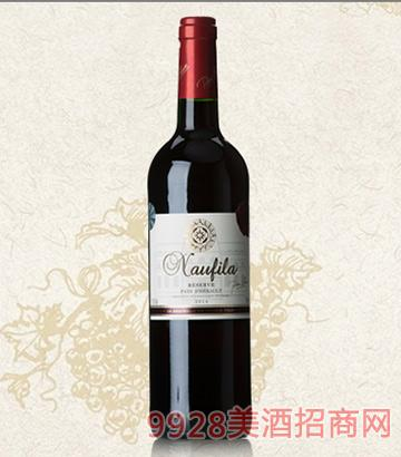 乐菲珍藏干红葡萄酒12.5度750ml