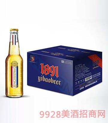 伊堡啤酒1891-300ml-8°