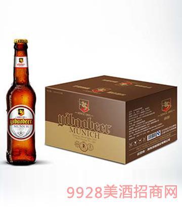 伊堡啤酒8°精酿啤酒330ml